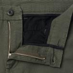 Мужские брюки Carhartt WIP Sid 9.1 Oz Cypress Rinsed фото- 2