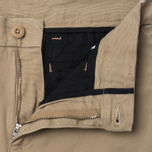 Carhartt WIP Sid 9.1 Oz Men`s Trousers Leather Rinsed photo- 2