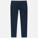 Мужские брюки Carhartt WIP Sid 9.1 Oz Navy Rinsed фото- 0