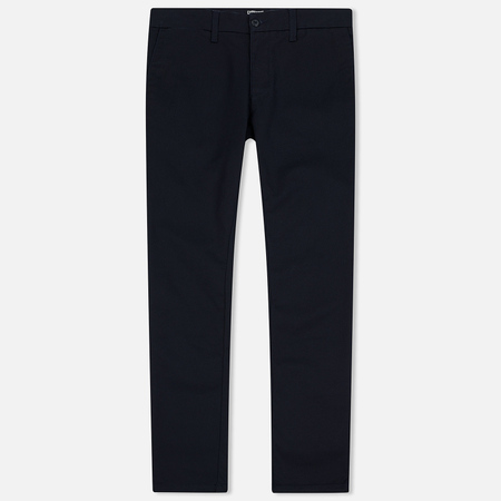 Мужские брюки Carhartt WIP Sid 8.6 Oz Dark Navy Rinsed