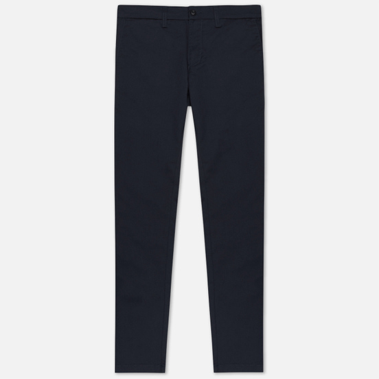 Мужские брюки Carhartt WIP Sid 8.6 Oz Dark Navy Rinsed