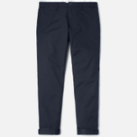 Мужские брюки Carhartt WIP Sid 8.8 Oz Dark Navy Rinsed фото- 0
