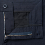 Мужские брюки Carhartt WIP Sid 8.8 Oz Dark Navy Rinsed фото- 1