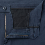 Мужские брюки Carhartt WIP Sid Trabuco Stretch Twill 6 Oz Duke Blue Rinsed фото- 1