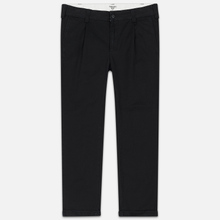 Мужские брюки Carhartt WIP Taylor 8 Oz Black Stone Washed фото- 0