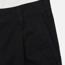 Мужские брюки Carhartt WIP Taylor 8 Oz Black Stone Washed фото- 2