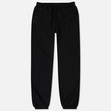 Мужские брюки Carhartt WIP Valiant Jogger 6.5 Oz Black Rinsed фото- 0