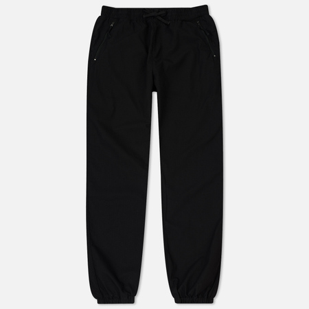 Мужские брюки Carhartt WIP Valiant Jogger 6.5 Oz Black Rinsed