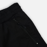 Мужские брюки Carhartt WIP Valiant Jogger 6.5 Oz Black Rinsed фото- 2