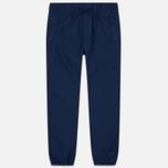 Мужские брюки Carhartt WIP Valiant Jogger 6.5 Oz Blue Rinsed фото- 0