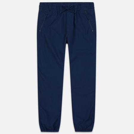 Мужские брюки Carhartt WIP Valiant Jogger 6.5 Oz Blue Rinsed