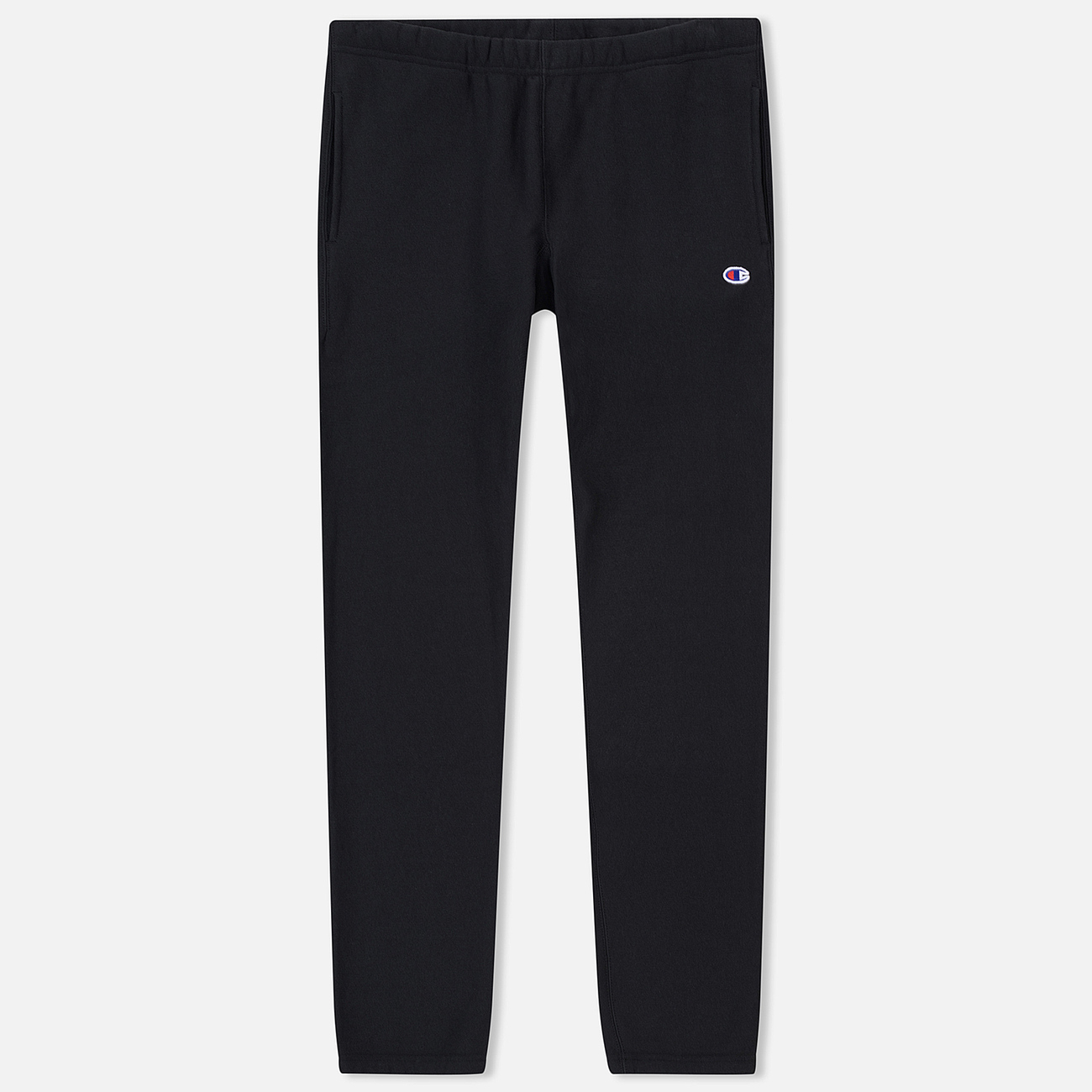 Мужские брюки Champion Reverse Weave Basic Elastic Cuff Heavyweight Black