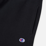 Мужские брюки Champion Reverse Weave Basic Elastic Cuff Heavyweight Black фото- 1