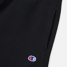 Мужские брюки Champion Reverse Weave Basic Elastic Cuff Heavyweight Black фото- 1