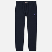 Мужские брюки Champion Reverse Weave Basic Elastic Cuff Heavyweight Navy фото- 0