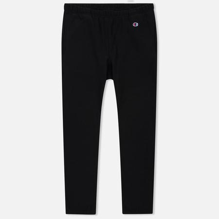 Мужские брюки Champion Reverse Weave Classic Elastic Cuff Black