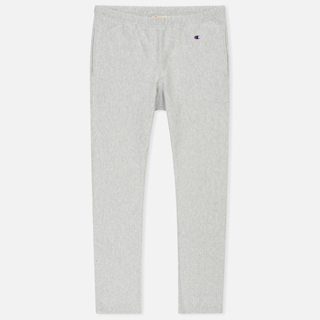 Мужские брюки Champion Reverse Weave Classic Elastic Cuff Grey