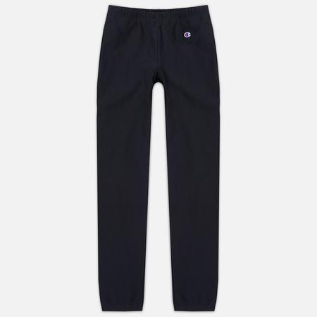 Champion Reverse Weave Elastic Cuff Men's Trousers Black