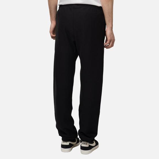Мужские брюки Champion Reverse Weave Elastic Cuff Brushed Fleece Black