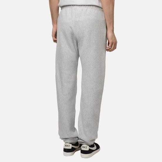 Мужские брюки Champion Reverse Weave Elastic Cuff Brushed Fleece Light Grey