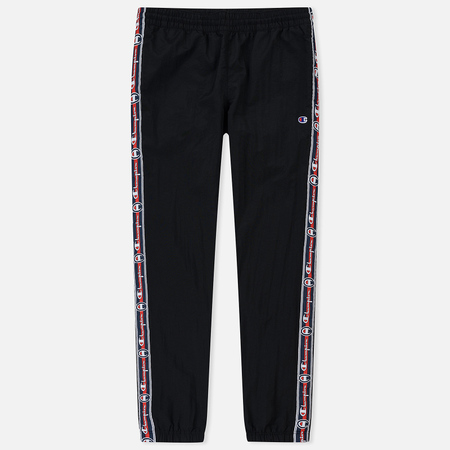 Мужские брюки Champion Reverse Weave Elastic Cuff Classic Black