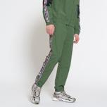 Мужские брюки Champion Reverse Weave Elastic Cuff Classic Military Green фото- 4