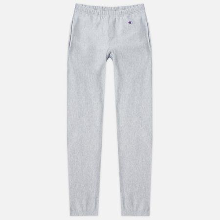 Мужские брюки Champion Reverse Weave Elastic Cuff Grey