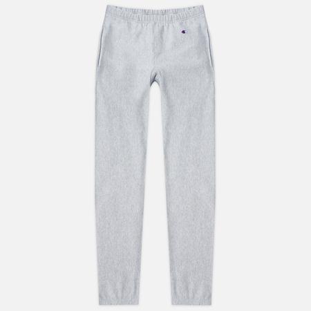 Champion Reverse Weave Elastic Cuff Men's Trousers Grey