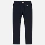 Мужские брюки Champion Reverse Weave Elastic Cuff Navy фото- 0