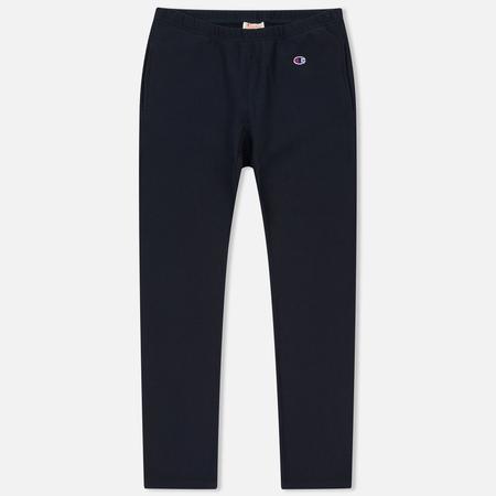 Мужские брюки Champion Reverse Weave Elastic Cuff Navy