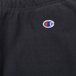 Champion Reverse Weave Elastic Cuff Men`s Trousers Navy photo- 1