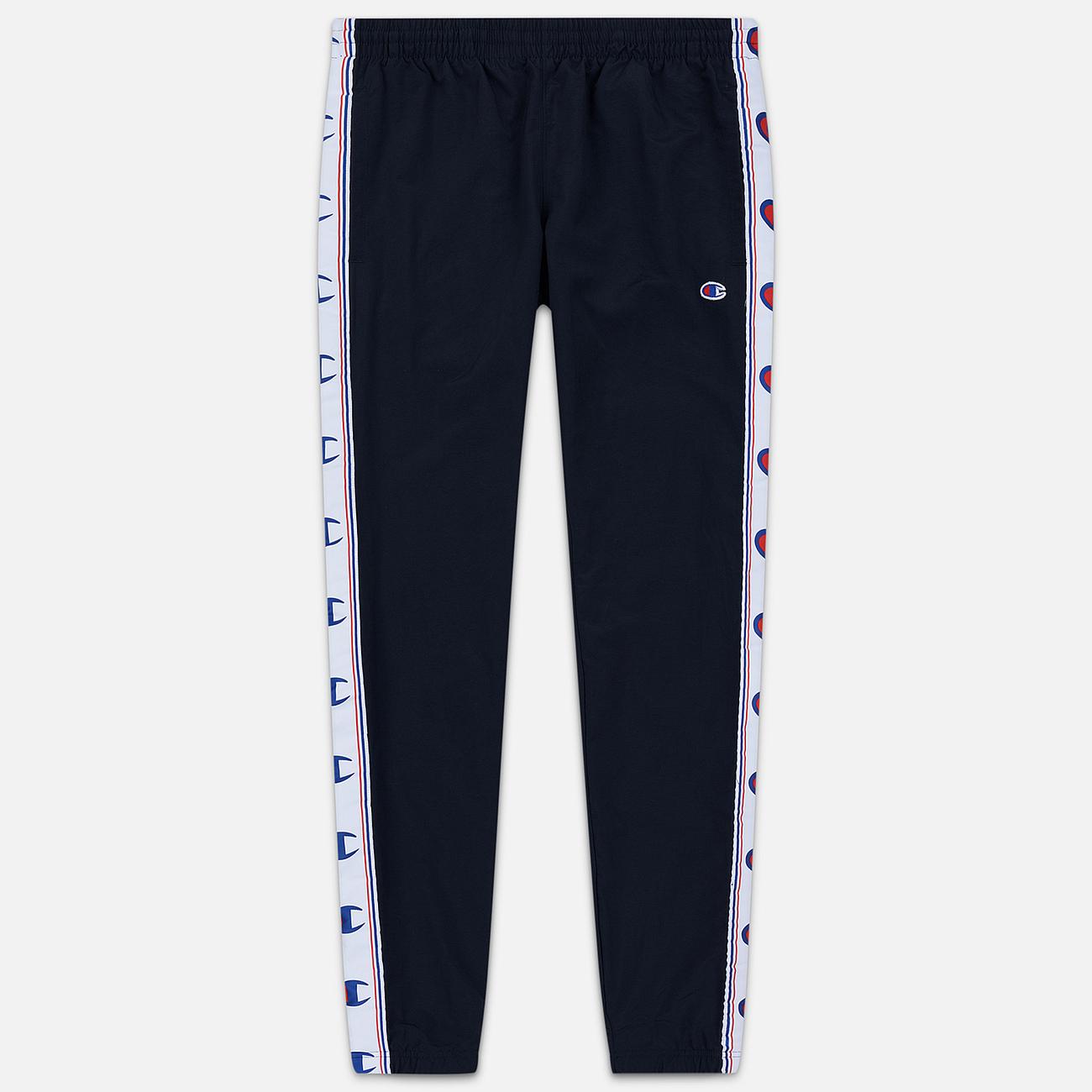 Мужские брюки Champion Reverse Weave Peached Feel Crinckle Water Repellent Navy