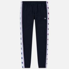 Мужские брюки Champion Reverse Weave Peached Feel Crinckle Water Repellent Navy фото- 0