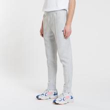 Мужские брюки Champion Reverse Weave Rib Cuffed Joggers Light Grey фото- 1
