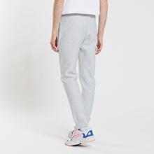 Мужские брюки Champion Reverse Weave Rib Cuffed Joggers Light Grey фото- 2