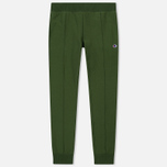 Мужские брюки Champion Reverse Weave Rib Cuffed Joggers Military Green фото- 0