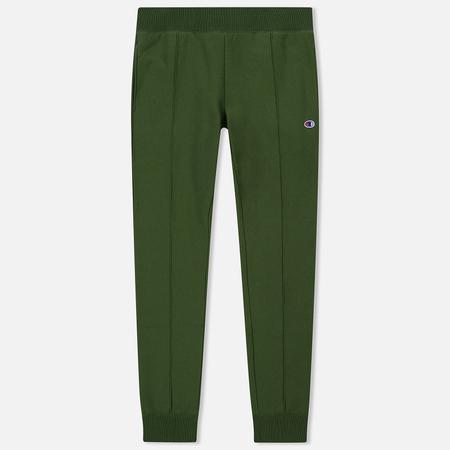 Мужские брюки Champion Reverse Weave Rib Cuffed Joggers Military Green