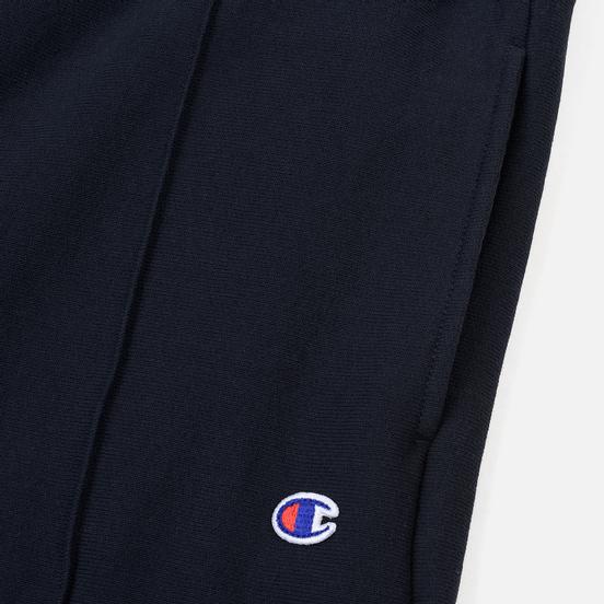 Мужские брюки Champion Reverse Weave Rib Cuffed Joggers Navy