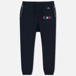 Мужские брюки Champion Reverse Weave x Beams Elastic Cuff Navy фото- 0