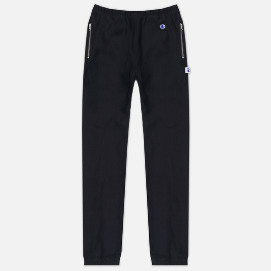 Мужские брюки Champion Reverse Weave x Beams Elasticated Cuff Black