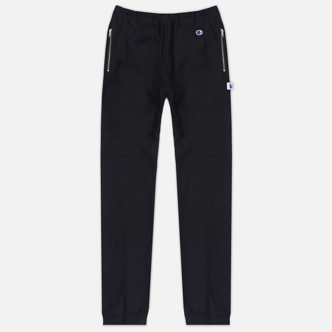 Мужские брюки Champion Reverse Weave x Beams Elasticated Cuff Black