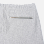 Champion Reverse Weave x Beams Elasticated Cuff Men's trousers Grey Marl photo- 2
