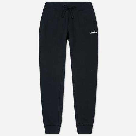 Мужские брюки Diadora SL Fleece Black/Optical White