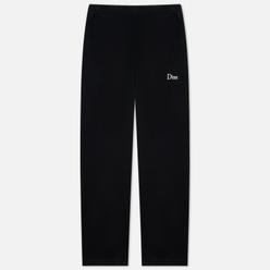 Мужские брюки Dime Dime Twill Black