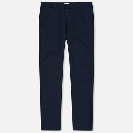 Мужские брюки Edwin 45 Chino CS Twill Poly Navy Normal Rinsed