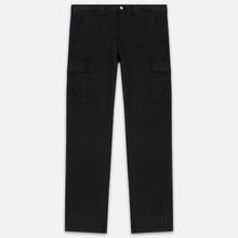Мужские брюки Edwin 45 Combat 9 Oz Garment Dyed Enzyme Wash Black фото- 0