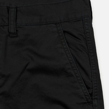 Мужские брюки Edwin 45 Combat 9 Oz Garment Dyed Enzyme Wash Black фото- 3