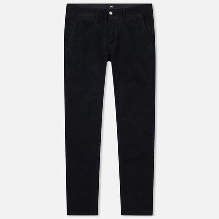Мужские брюки Edwin 55 Chino PFD Corduroy Black Garment Dyed