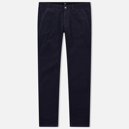 Мужские брюки Edwin 55 Chino PFD Corduroy Plum Garment Dyed