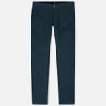 Мужские брюки Edwin ED-55 Chino Compact Twill 9 Oz Dark Slate Rinsed фото- 0